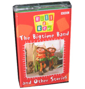 Bill and Ben Big Time Band Audio Cassette