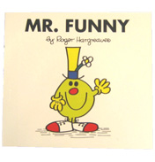 Mr Men Mr Funny Book