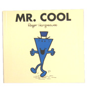 Mr Men Mr Cool Book