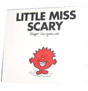 Little Miss Scary Book