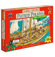 Horrible Histories Putrid Pirates Puzzles 300…