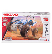 Off-Road Rally 15 Model Set