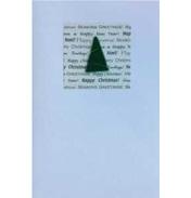 Cardilicious Handmade Card - Charity Felt Tree