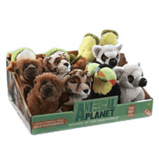 "Animal Planet 6"" Rainforest Talking Collectable…"