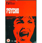 Psycho- Alfred Hitchcock