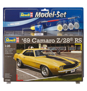 '69 Camaro Z/28 RS Model Set