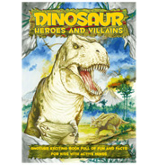 Horrible Histories Dinosaur Heroes and Villains