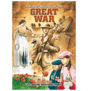 Colour History A Heroes History of the Great War