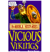 Horrible Histories Vicious Vikings