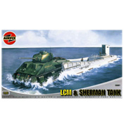 LCM Mk III & Sherman Tank A03301