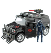 GI Joe Bravo Vehicle with Figure (Assorted)