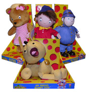 My Friend Noddy Medium Tessie Bear Plush