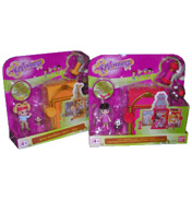 KeyTweens Small Adventure World Dolls