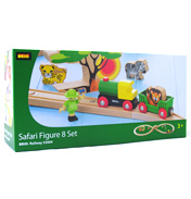 Brio Safari Figure of 8 Train Set