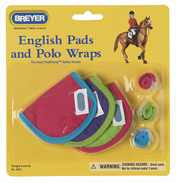 English Pads & Polos Hot Colours