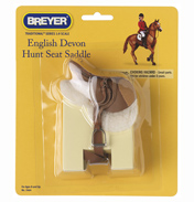 Breyer Devon English Hunt Seat Saddle