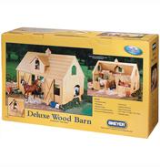 Deluxe Wooden Barn