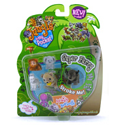 Jungle in My Pocket 5 Pack Series 2 Set 4