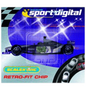Sport Digital Car Micro Chip A- C7005