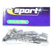 Scalextric Track Fixing Middle Clips (50 Pack)