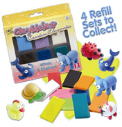 Gr8 Art Claymakers Refill (assorted)
