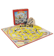 Fleeced Sheep Rustling Board Game
