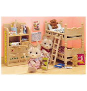 Sylvanian Families Children's Bedroom…