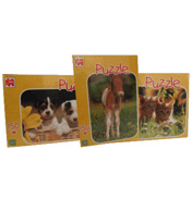 Jumbo Animals 150 Piece Jigsaw (Assorted range)