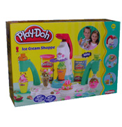 Magic Swirl Ice Cream Playset