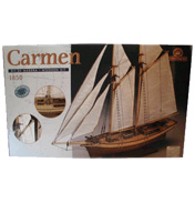 Constructo Carmen Boat Wooden Construction Kit…