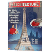 Eiffel Tower Matchstick Kit