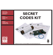 Imperial War Museum Secret Codes Kit