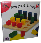 Geo Sorting Board
