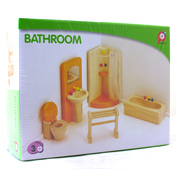 Bathroom Dolls House Furniture