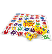 Alphabet Marks the Spot Activity Set