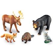 Jumbo Forest Animals