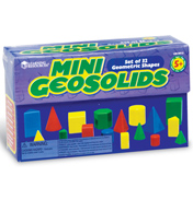 Mini Relational GeoSolids