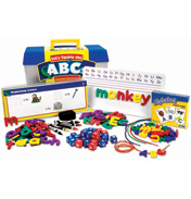 Lets Tackle the ABCs Alphabet Activity Set