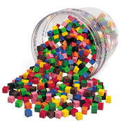 Centimetre Cubes (Set of 1000)