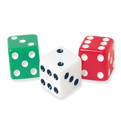Dot Dice (Set of 36)