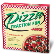 Pizza Fraction Fun Jr