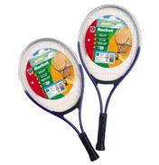 "Mookie Aluminium Tennis Racquet Size 21"""