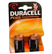 Duracell C Batteries Twin Pack