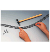 Hornby Flexible Track -970mm