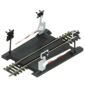 Single Track Level Crossing R645
