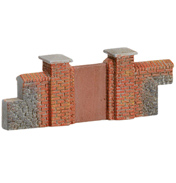 Brick Walling - Gates and Piers R8979
