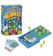 Ravensburger Hoppers Peg Solitaire