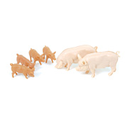 Britains Large White Pigs