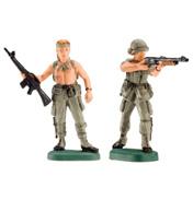 US Army Troops (Vietnam War)