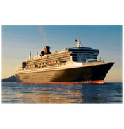 Queen Mary 2 Scale 1:400